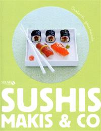 Sushis, makis & Co