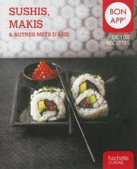 Sushis, makis et autres mets d'Asie