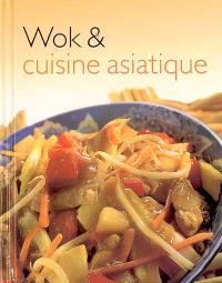Wok et cuisine asiatique