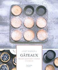 Gâteaux : recettes gourmandes à réaliser à la maison
