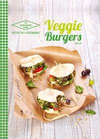 Veggie burgers : recettes 100 % végétariennes