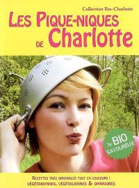 Les pique-niques de Charlotte : originaux, fantaisie, diversifiés, équilibrés, pour un été qui change