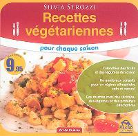 Recettes végétariennes pour chaque saison