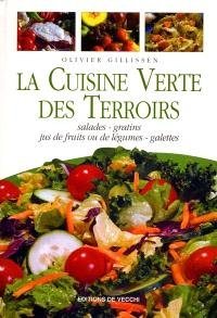 La cuisine verte de terroirs