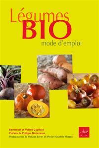 Légumes bio : mode d'emploi