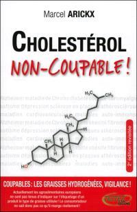 Cholestérol non-coupable !