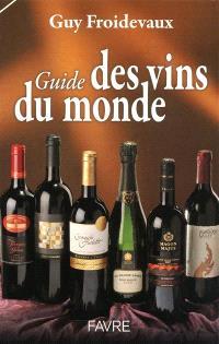 Guide des vins du monde