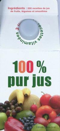 100 % pur jus