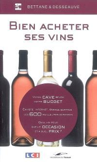 Bien acheter ses vins