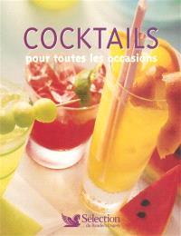 Cocktails : pour toutes les occasions