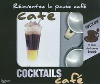 Cocktails café : réinventez la pause café