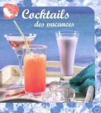 Cocktails des vacances