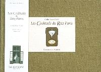 Cocktails du Ritz, Paris