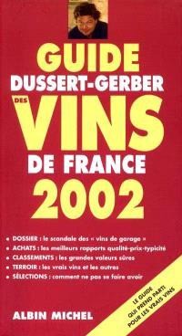 Guide des vins de France 2002