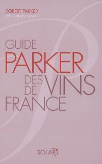 Guide Parker des vins de France