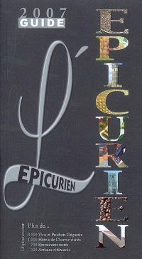 L'épicurien : guide 2007