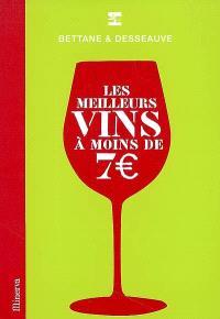 Les meilleurs vins à moins de 7 euros