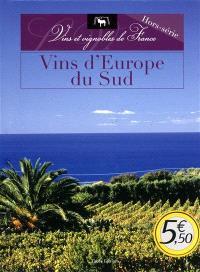 Vins d'Europe du Sud