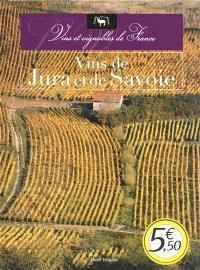 Vins du Jura et de Savoie
