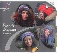 Bonnets & chapeaux au crochet : 30 modèles