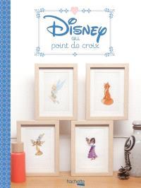Abécédaire Disney au point de croix