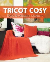 Tricot cosy : déco & vêtements douillets