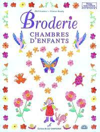 Broderie, chambre d'enfants