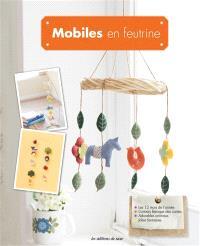 Mobiles en feutrine