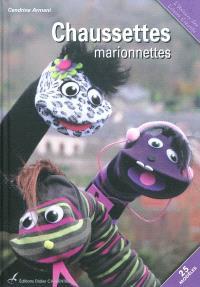 Chaussettes marionnettes : 25 modèles