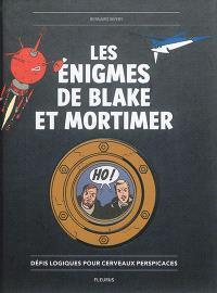 Les énigmes de Blake et Mortimer : défis logiques pour cerveaux perspicaces