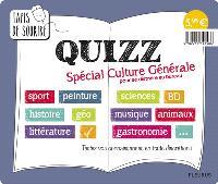 Quizz spécial culture générale