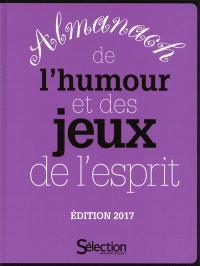 Almanach de l'humour et des jeux de l'esprit