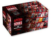 Apéro séries : 450 questions-réponses : 7 thèmes