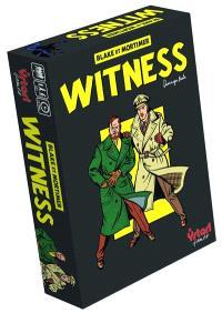 Witness : Blake et Mortimer