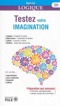 Testez votre imagination