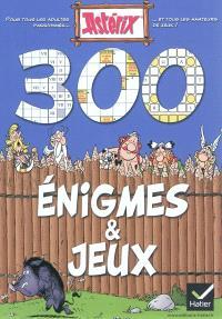 Astérix : 300 énigmes & jeux