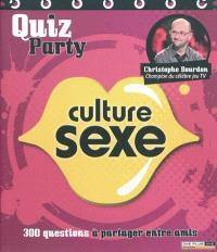 Culture sexe