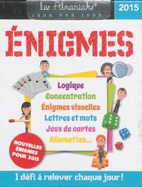 Enigmes 2015