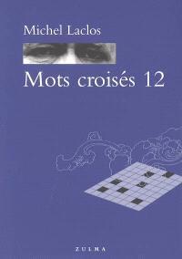 Mots croisés. Volume 12