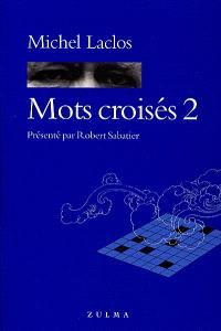 Mots croisés. Volume 2