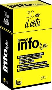 France Info, le jeu
