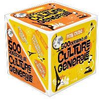 Roll'cube : 500 questions de culture générale
