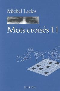 Mots croisés. Volume 11