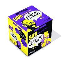 Roll'cube : 500 questions de culture générale. Volume 2