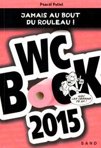 WC book 2015 : jamais au bout du rouleau !