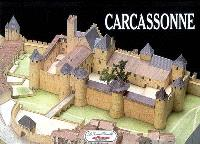 Carcassonne : château fort, porte d'Aude