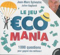 Le jeu écomania : 1.000 questions pour gagner des millions !