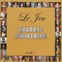 Le jeu Secrets d'histoire
