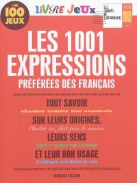 Les 1.001 expressions préférées des Français