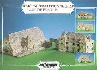 Maisons traditionnelles de France : Auvergne, Limousin